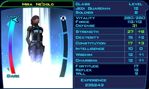 Games • Knights of the Old Republic (KotOR) : K1005 • Leto