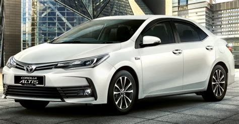 2016 Toyota Corolla Altis (facelift) launched in Malaysia