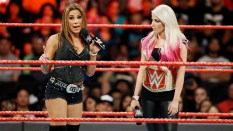Alexa Bliss on What She Learned in NXT, Working w/ Mickie