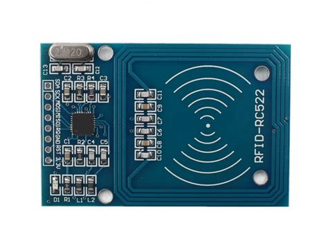 RC522 RFID Reader with Cards Kit- 13