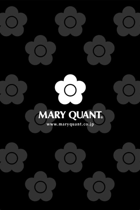 MARY QUANT | Wallpaper / Background / iphone【2019】 | Iphone 壁紙、マリー