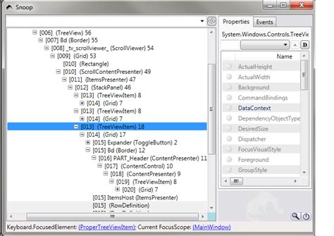 ContentControl inside a WPF TreeView - Stack Overflow