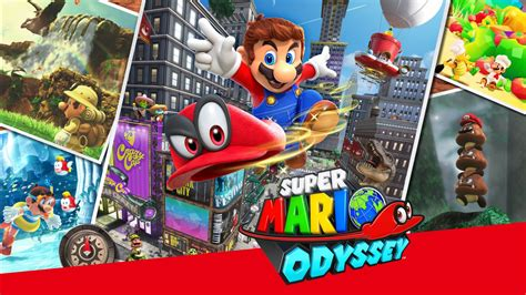 Super Mario Odyssey 4K Wallpapers | HD Wallpapers | ID #22015