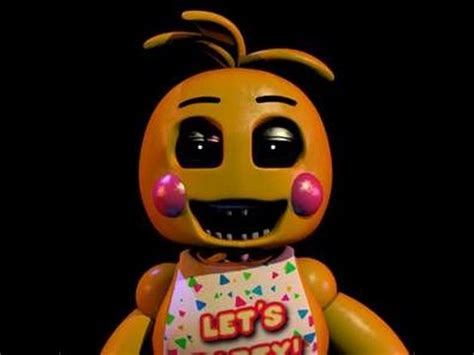 FNAF 2 THEORY: WHAT HAPPENED TO TOY CHICA'S BEAK? my opinion