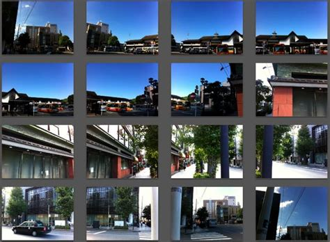AutoStitch Panorama: 複数の写真からパノラマ写真を自動合成。新型