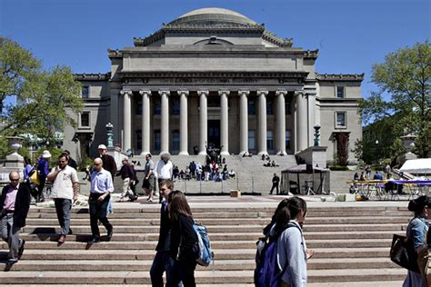 Columbia Law School Lets Students Postpone Exams Due to